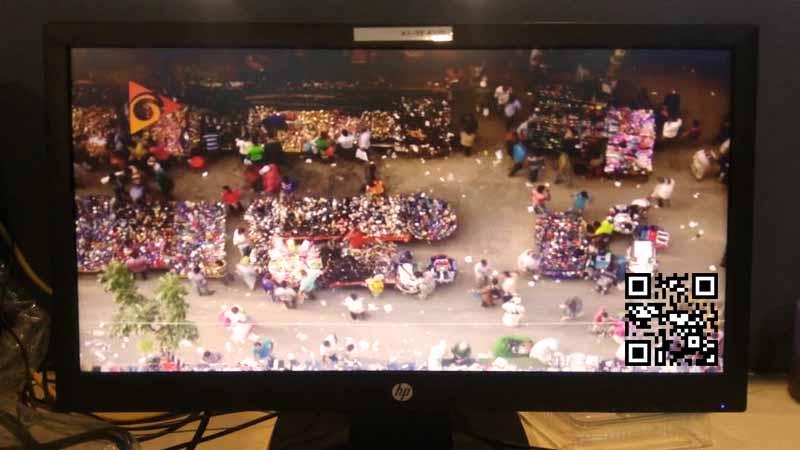 নাগরিক টিভিতে QR কোড স্ক্যান করে প্রতিযোগিতা