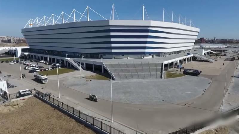 বিশ্বকাপ ফুটবল: কালিনিনগ্রাদ স্টেডিয়াম