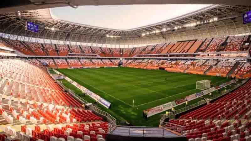 ফুটবল বিশ্বকাপের স্টেডিয়াম : মর্ডোভিয়া এরিনা