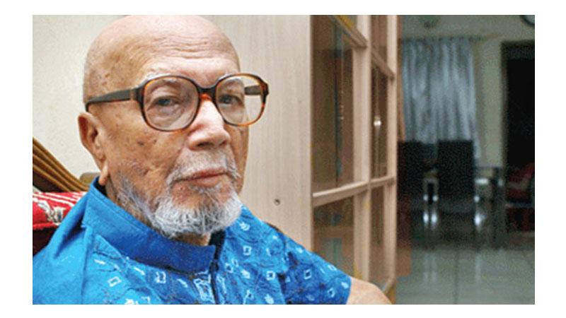 কবি আল মাহমুদ আইসিইউতে