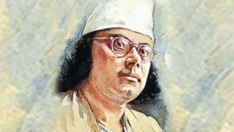 কবি নজরুলের ১২০তম জন্মবার্ষিকী আজ