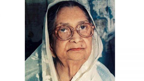 'জননী সাহসিকা' কবি সুফিয়া কামালের জন্মদিন