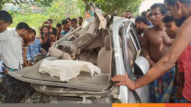 মহাসড়কে মৃত্যু: ময়মনসিংহে নিহত ৪জন