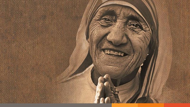 শুভজন্মদিন মমতাময়ী মাদার তেরেসা
