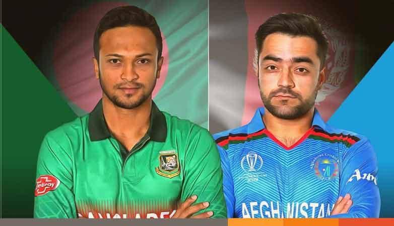 টি-টোয়েন্টি ক্রিকেটে বাংলাদেশ-আফগানিস্তান