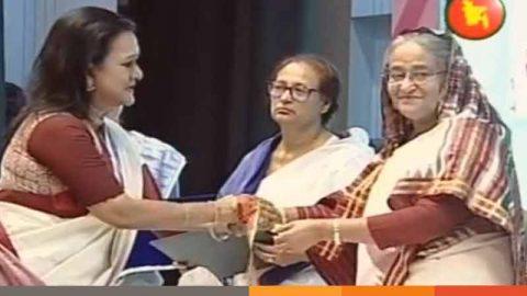 বেগম রোকেয়া পদক পেলেন ৫ নারী