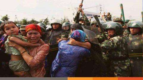 উইঘুর নির্যাতন: চীনা কর্মকর্তাদের ওপর মার্কিন নিষেধাজ্ঞা