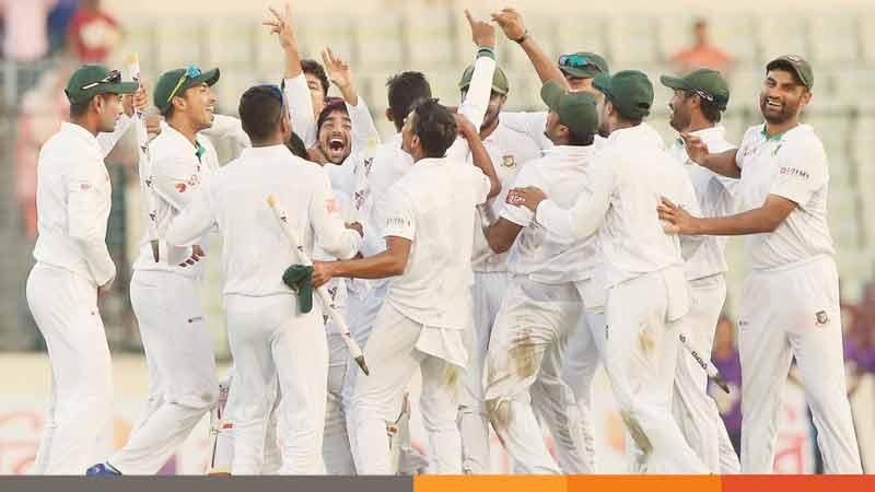 টেস্ট দল ঘোষণা, মাহমুদউল্লাহ বাদ